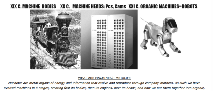 3 ages of machines evolution